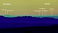 Detailní záběr na Alpy z Kopečku ve Žďárských vrších.jpg