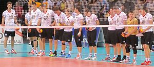 Germany men's national volleyball team - Germany team in World Championship 2014