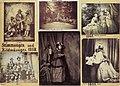 Deutscher Photograph um 1853-1878 - Lehrtafel Nr. 83 mit 6 Photographien zum Verfahren von Albuminabzügen. Aufnahmen - Dresden (Zeno Fotografie).jpg