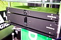 DiGiGrid DLI (bridge for DAW with SoundGrid) & DSL (networking hub interface with built-in SoundGrind DSP server, network switch, 2 DigiLink ports (up to 64 audio io)) - 2014 NAMM Show (by Matt Vanacoro).jpg