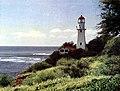 Diamond Head Lighthouse, Hawaii (USA), in 1960.jpg