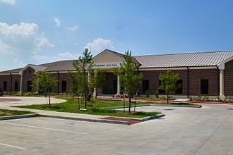 Dickinson, Texas - Dickinson City Hall