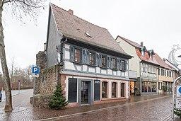 Rheingaustraße in Dieburg