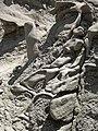 Differentially cemented & eroded sandstone (member C, Uinta Formation, Eocene; Fantasy Canyon, Utah, USA) 24 (24216328564).jpg