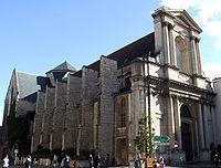 Jean Rameau a débuté sa carrière d organiste à l église Saint-Étienne de Dijon