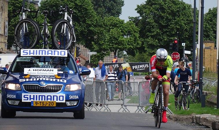 Diksmuide - Ronde van België, etappe 3, individuele tijdrit, 30 mei 2014 (B010).JPG