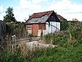Dilapidated shed in back garden - geograph.org.uk - 986240.jpg