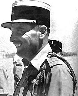 Dimitri Amilakhvari French military officer and Lieutenant Colonel of the French Foreign Legion