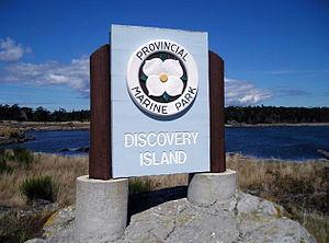 Discovery Island (British Columbia) - Image: Discovery Island Marine Park 2708805631 65cd 3ea 315 o