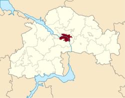 Loko en Dnipropetrovska provinco