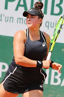 Caroline Dolehide American tennis player