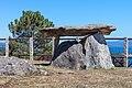 Dolmen reconstruído. Área recreativa de San Roque -R8.jpg