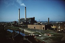 Doncaster Power Station Summer 1957.jpg