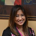 Donna Ortega 2016 NAVFAC EURAFSWA LDP Graduates (27030679274) (cropped).jpg