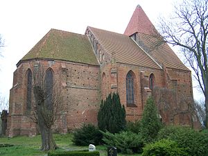 Groß Mohrdorf - Church