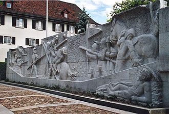 Dornach - Memorial to the Battle of Dornach