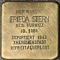 Dortmund Stolperstein Frieda Stern.jpg