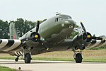 Douglas Dakota III ZA947 UK (9153147919).jpg