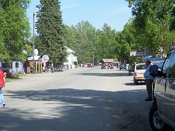 Main Street in Talkeetna Downtown Talkeetna.jpg