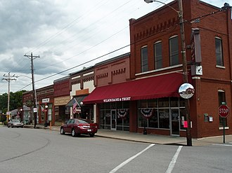 Watertown, Tennessee - Watertown Historic District