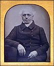 Daguerrotype of Dr William Bland
