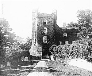Drimnagh Castle - Drimnagh Castle circa 1900