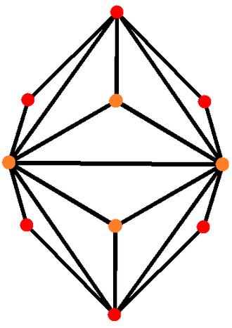 Triakis octahedron - Image: Dual truncated cube t 01 e 88