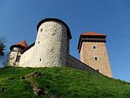 Dubovac Castle in Karlovac4, Croatia