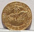 Ducato di milano, Francesco II sofrza, oro, 1521-1535.JPG