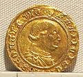 Ducato di milano, francesco I sforza, oro, 1450-1466, 01.JPG