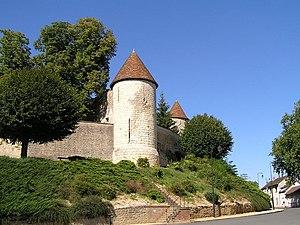 Dun-sur-Auron - Image: Dun 6