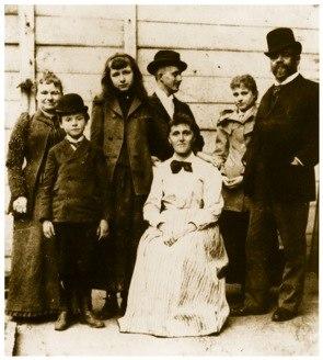 Dvorak Antonin rodina USA
