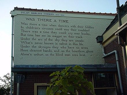 Dylan Thomas Wikiwand