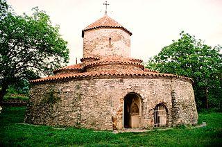 Dzveli Gavazi church
