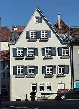 Unterer Metzgerbach in Esslingen am Neckar