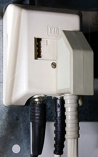 10BASE2 - EAD outlet