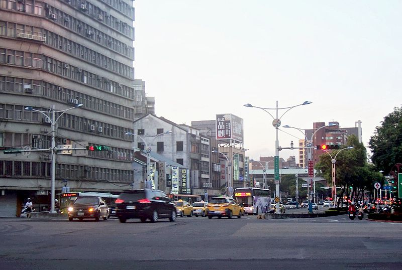 File:East End of Provincial Hwy 1A, Taiwan.jpg