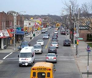 Metropolitan Avenue - Forest Hills