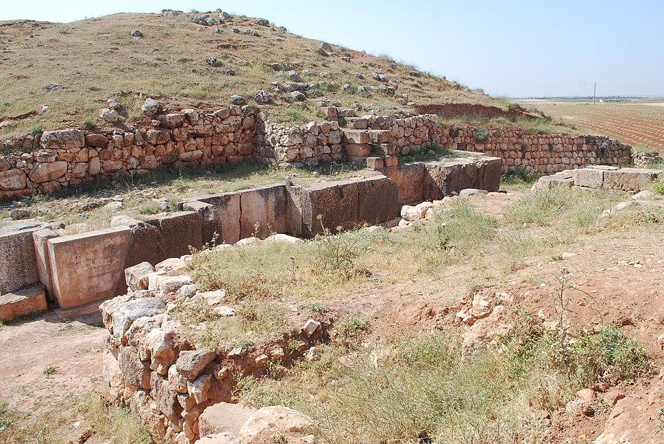 Ebla Porta sud-Ovest - GAR - 9-01