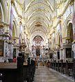 Ebrach - Pfarrkirche seit 1803, Chor.JPG