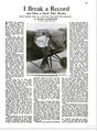 Eddie August Schneider (1911-1940) in Flying magazine on October 1, 1931 with I Break a Record. This is page 27 of the magazine. This is page 1 of 5 of the article.png