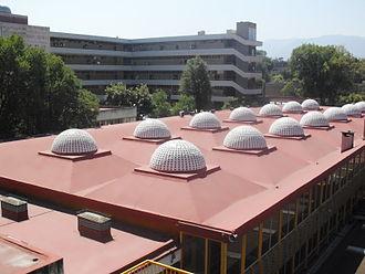 School of Engineering, UNAM - School of engineering buildings.