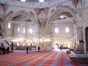 Üç Şerefeli Mosque - Image: Edirne 5230