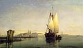 Edward William Cooke On the lagoon of venice-large.jpg