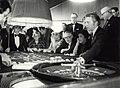 Een kijkje in het casino in hotel Bouwes te Zandvoort. Aangekocht in 1982 van fotograaf C. de Boer bv. - Negatiefnummer 14929 k 15 A. - Gepubliceerd in het Haarlems Dagblad van 01.10.1981. I, NL-HlmNHA 54012354.JPG