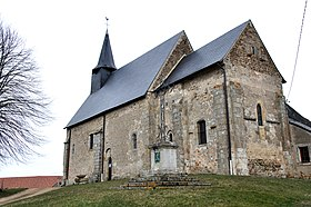 Image illustrative de l'article Église Saint-Jean-Baptiste de Chazelet