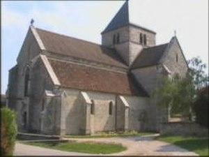 Rouvres-en-Plaine - Collegial church of Saint Jean-Baptiste