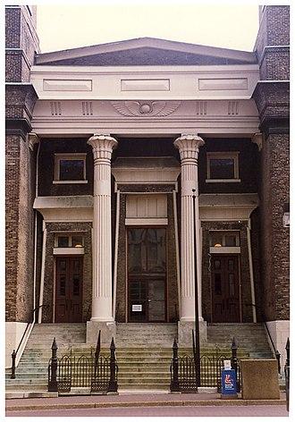 Church Street (Nashville, Tennessee) - Image: Egypt Rev Nash 1