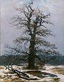 Eiche im Schnee - Caspar David Friedrich.jpg
