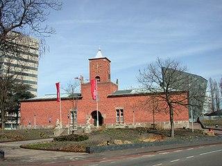 Van Abbemuseum Art museum in Eindhoven, Netherlands